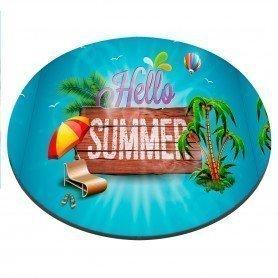 Posavasos Sublimación Coaster Redondo