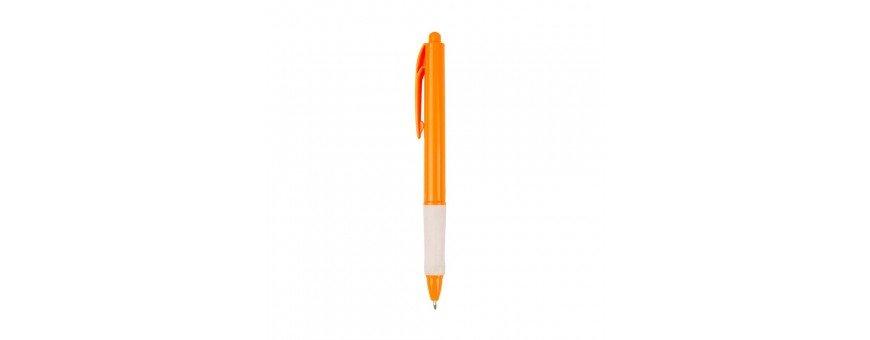 Bolígrafos plástico